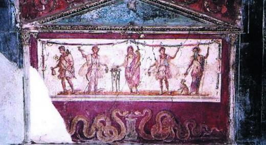 Pintura en Roma