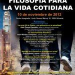 Nueva Acrópolis - Día Mundial de la Filosofía 2012
