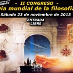 II Jornada por el Día Mundial de la Filosofía. 2013. Valencia