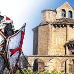 Los templarios y el Camino de Santiago