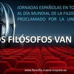 Programa de congresos, jornadas y eventos del Día Mundial de la Filosofía 2016