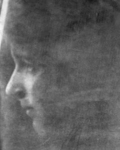 María Zambrano en 1918