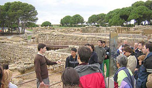 Nueva Acrópolis en Ampurias