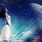 La Luna, espejo de lo Femenino