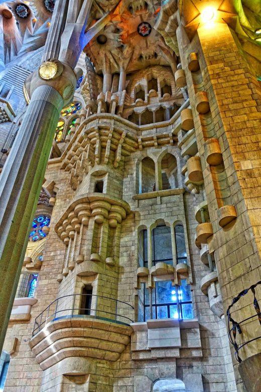 Nueva Acrópolis - Gaudí