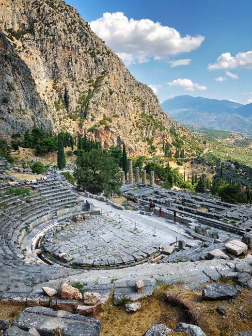 Templo de Apolo de Delfos