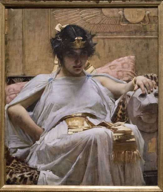 Cleopatra - Nueva Acrópolis