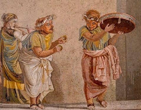 Carnaval Antigua Roma