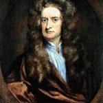Newton en 1702