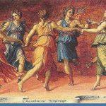 Musas danzando